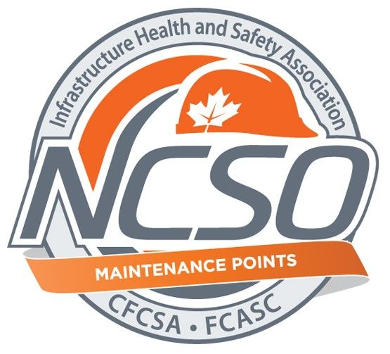ncso infrastructure safety logo